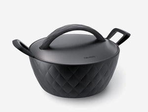 Lock N Lock Salon IH Premium Casserole Stock Pot