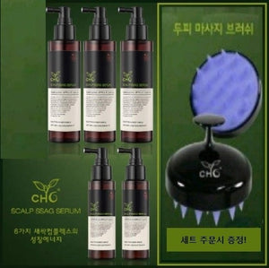 CH6 SCALP SSAG SERUM SET