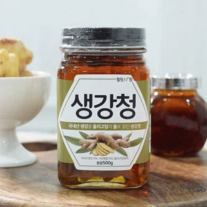 Honey Preserved Ginger 500g