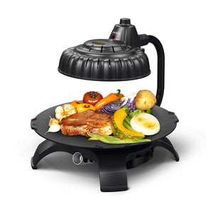 Zaigle Handsome Grill (Black / Wine)