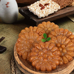 Gangwondo Korean Rice Honey Cookie (Yakgwa) 2 Packs per order (5 per pack)