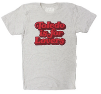 Toledo is for Lovers T-Shirt