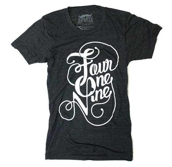 Fancy Four One Nine T-Shirt