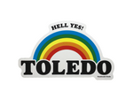 Hell Yes! Toledo Magnet
