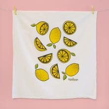 When Life Give You Lemons Dish Towels