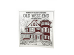 Old West End Coloring Book