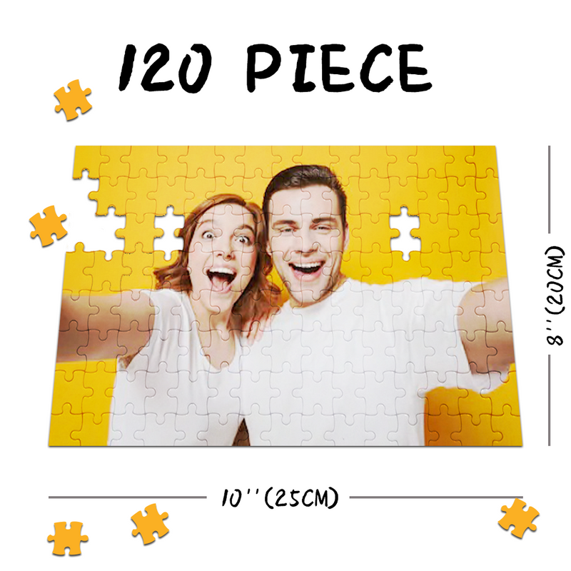 Custom Photo Jigsaw Puzzle I Love My Dad Stay At Home Gift 35-1500 Pieces
