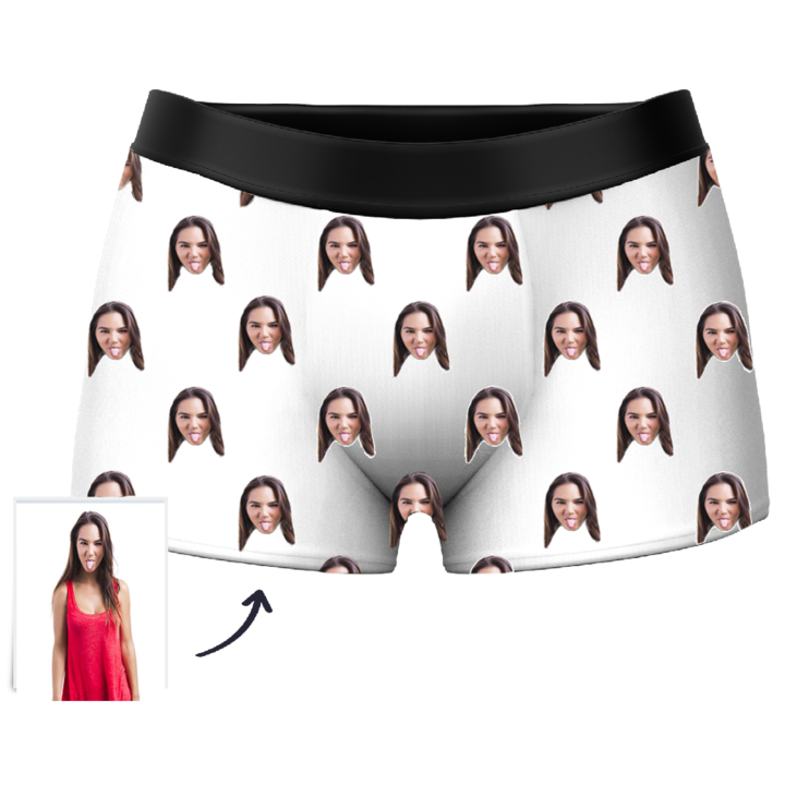 Custom Face Boxers - Basic
