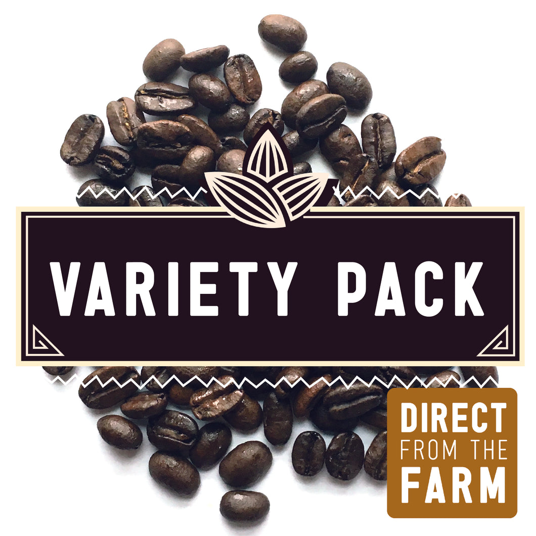 Single Cup Pods- Variety Pack