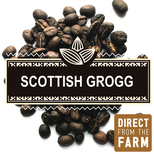 Single Cup Pods- Scottish Grogg