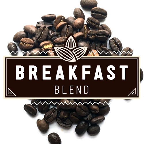 Single Cup Pods- Breakfast Blend