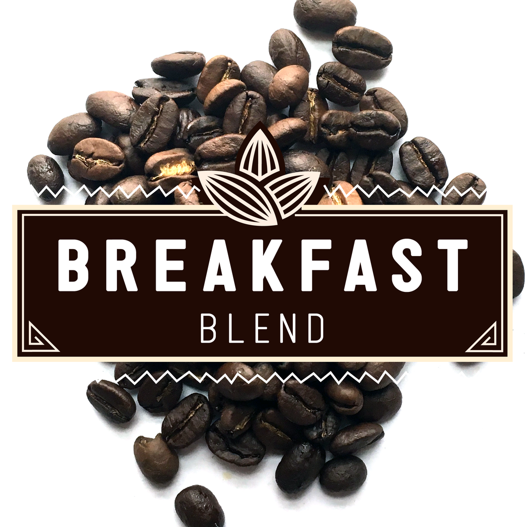 Breakfast Blend | Medium Roast