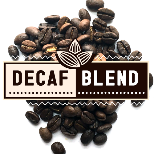 Single Cup Pods- Decaf Blend