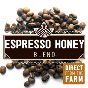Espresso Honey Blend | Bulk 5lb.