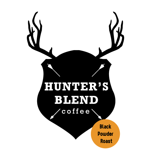 Hunter's Blend Coffee- Black Powder Roast