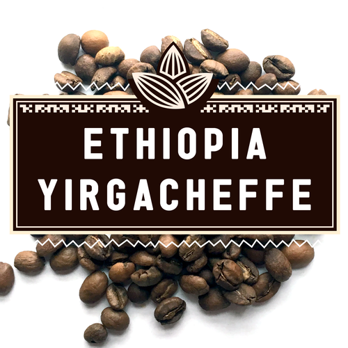 Ethiopia Yirgacheffe Guji Natural | Light Roast