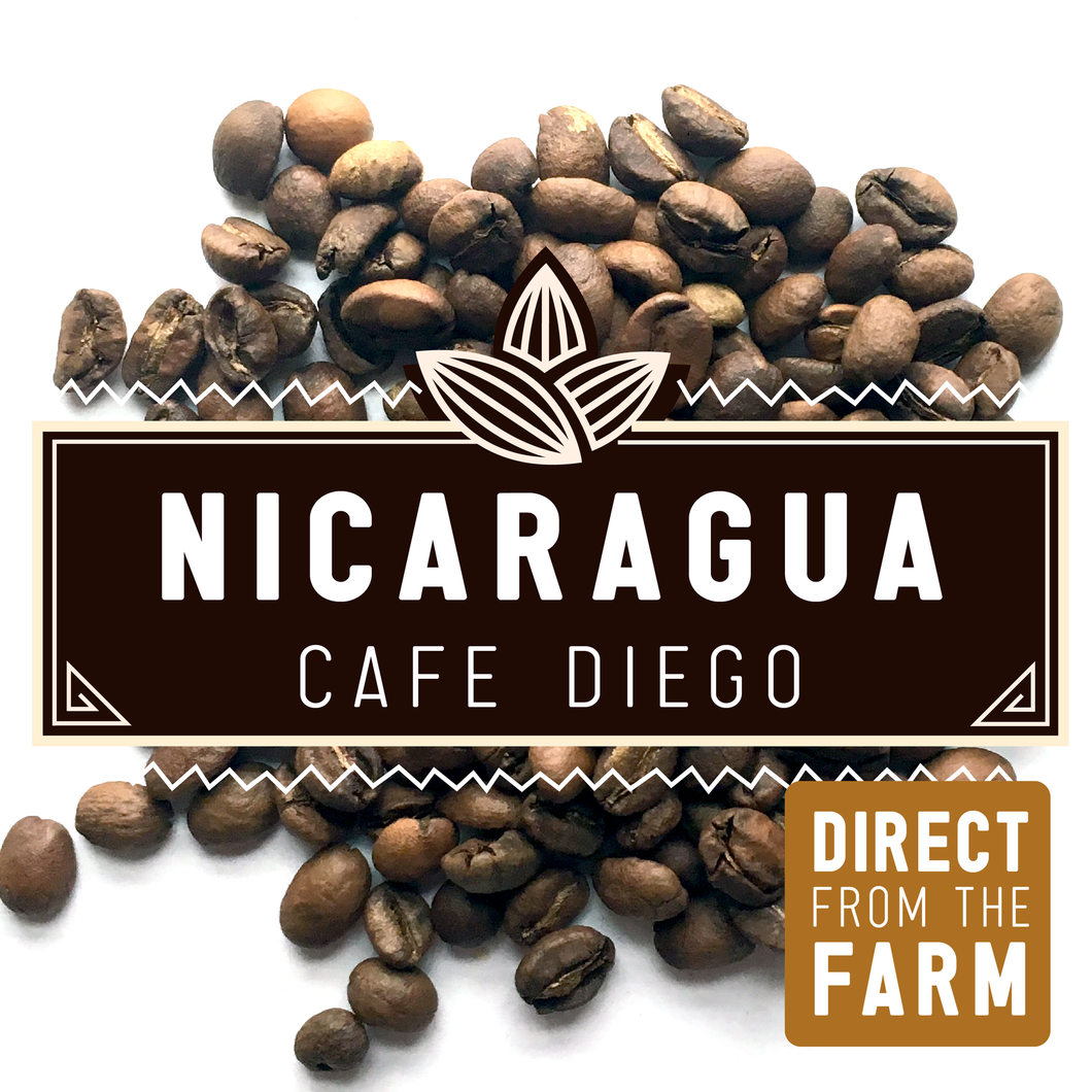 Single Cup Pods- Nicaragua Blend