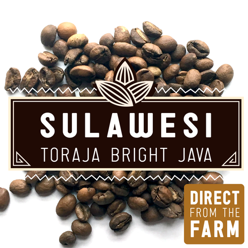 Sulawesi Toraja Bright Java | Light Roast