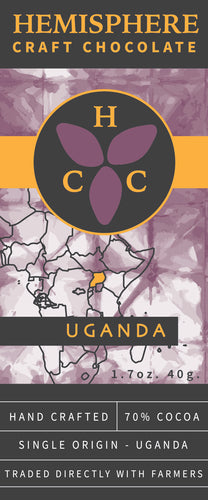 Uganda - Bean to Bar Craft Chocolate