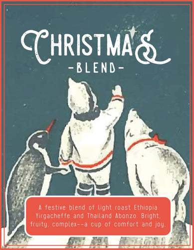 Christmas Blend | Medium Roast