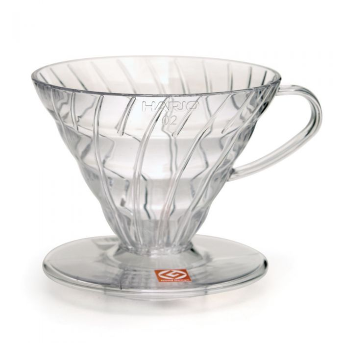Hario V60 Coffee Dripper 02 / Clear
