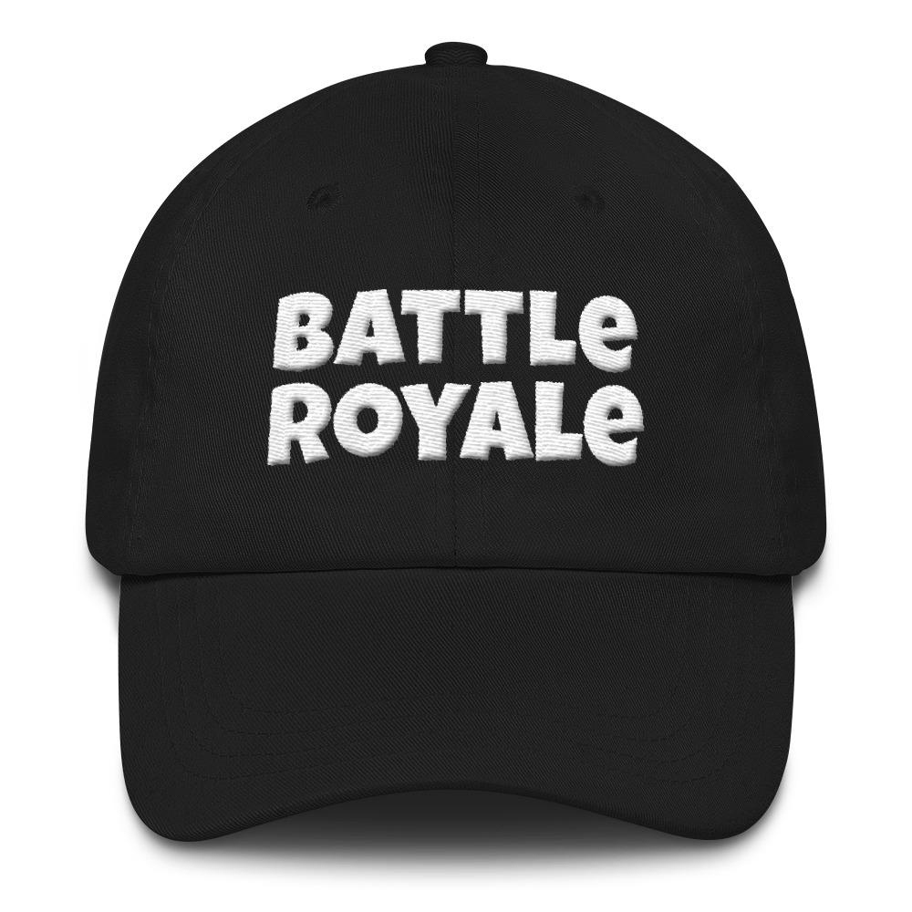 Battle Royale Dad Cap - Get It Gamer
