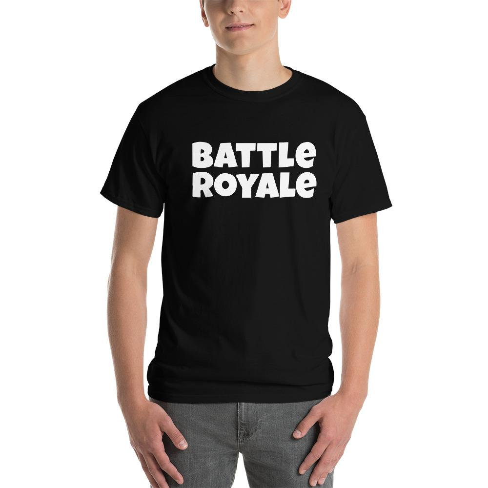Battle Royale Short Sleeve T-Shirt - Get It Gamer
