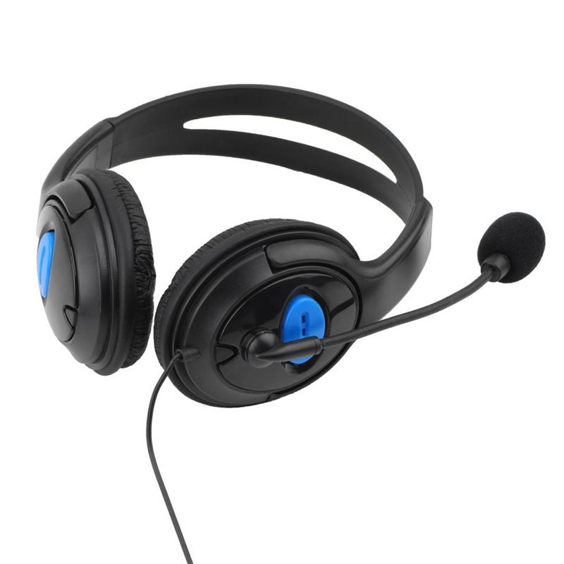 Gaming Headset with mic for PS4 and PC - Get It Gamer