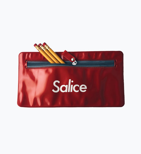 Salice Pencil Case - Red