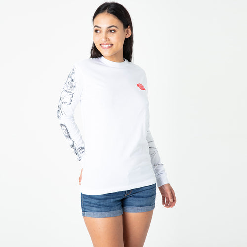 Salice Rose Tattoos Long Sleeve Tee