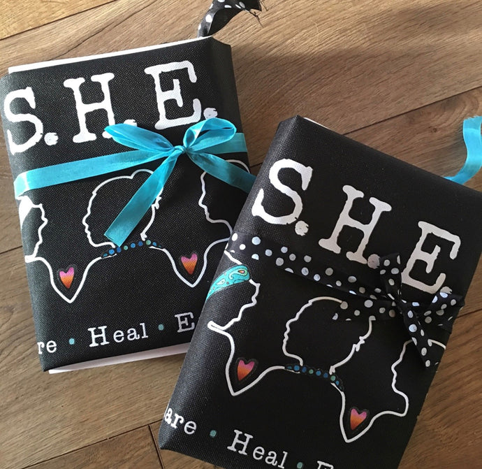 S.H.E. Book & Bag Bundle