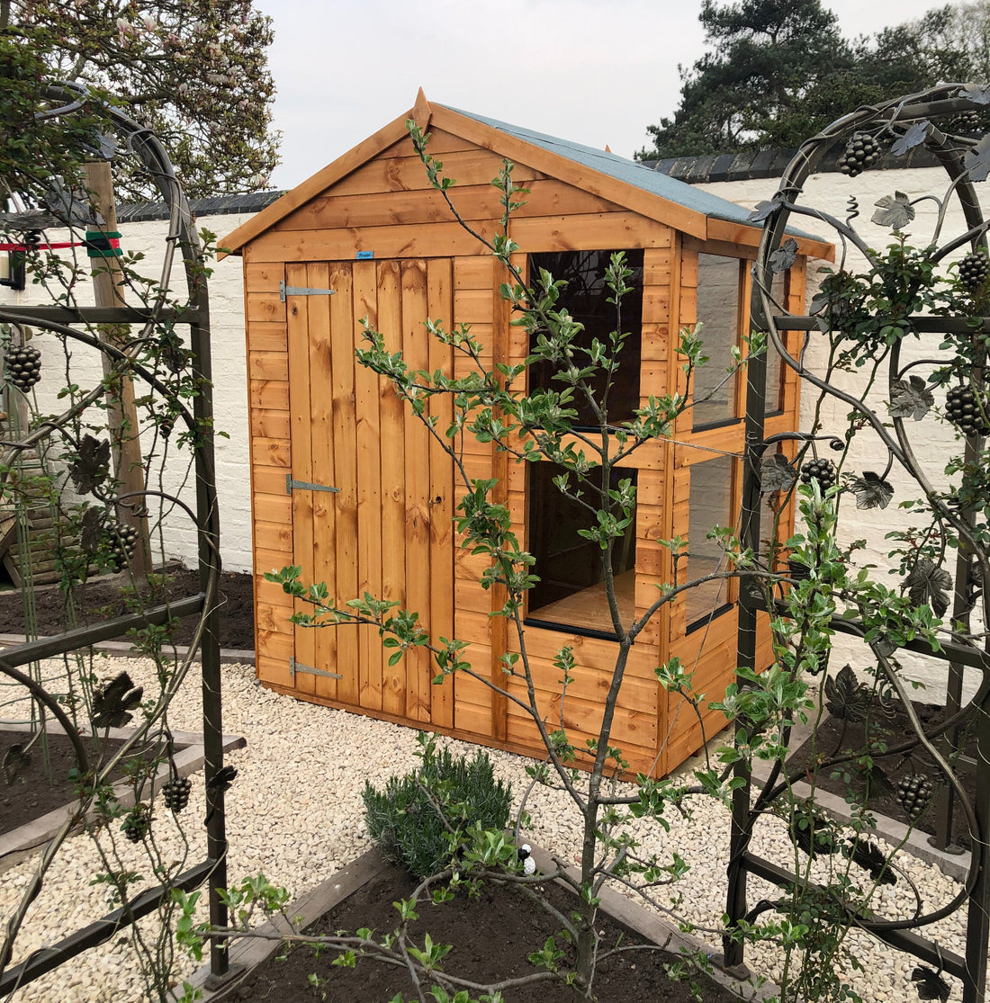 Potting Shed | Power Sheds | Allotment Shed
