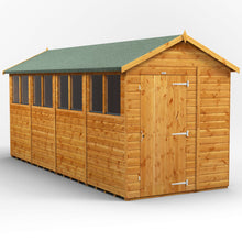 16x6 Garden Shed | Power Shed | Garden Shed