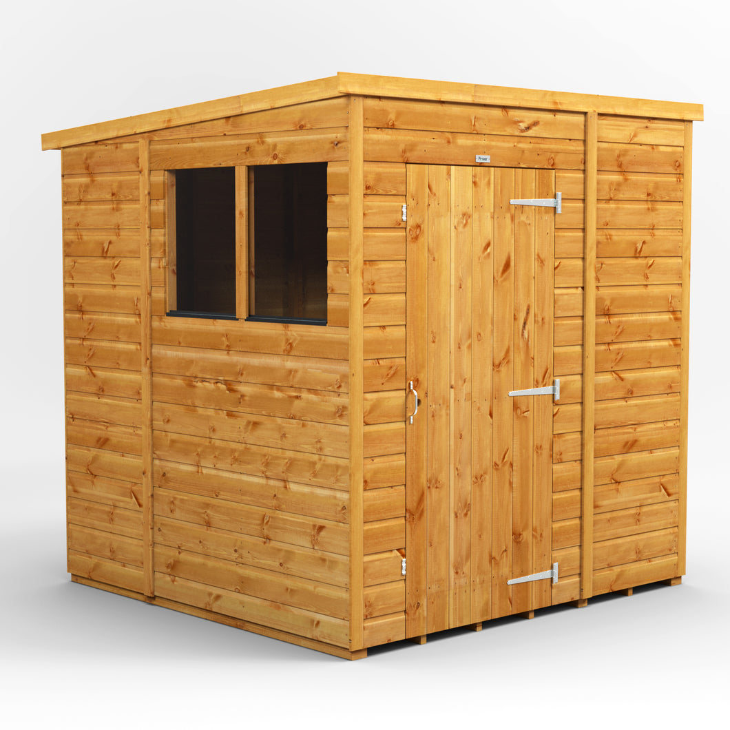 Garden Shed | Pent Shed | Power Shed