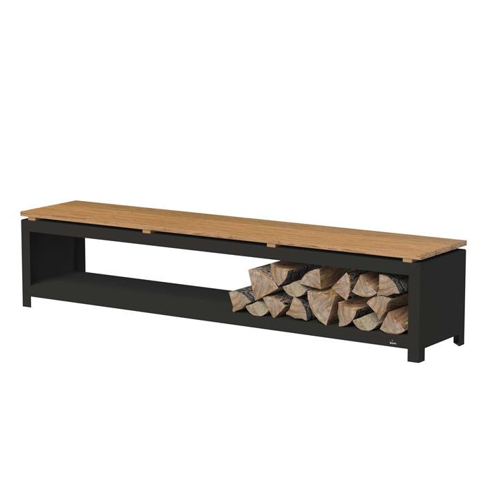 Log Store | Log Store Bench | Garden Storage
