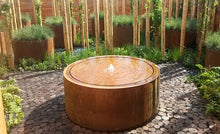 Corten Steel Water Table | Water Feature | Corten Steel Water Feature