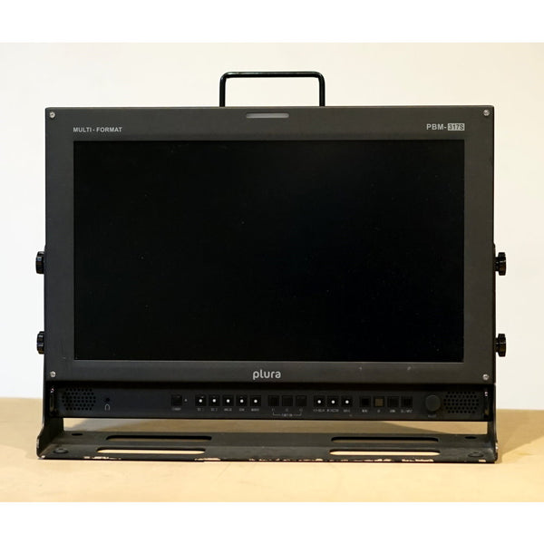 Rent Plura PBM-317S - 17in HD Broadcast Monitor (1920x1080)