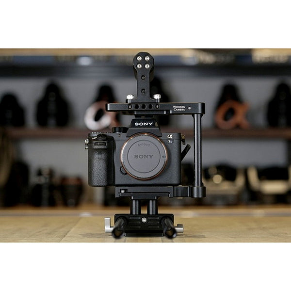 Rent Sony A7SM2 Wooden Camera Cage Kit