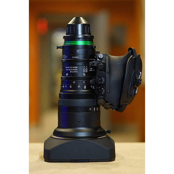 Rent Fujinon T.3.5/20-120mm 4K Lens