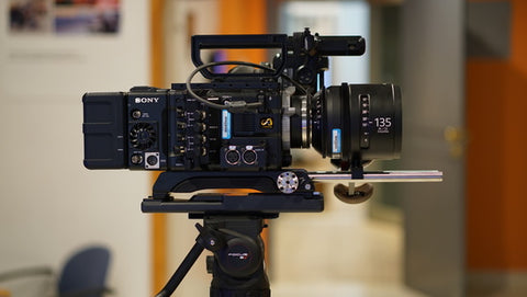 Rent Sony PMW‑F55 withCine Alta Kit