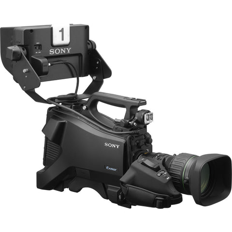 Sony HXC-FB80SN 1080/60P HD Studio Camera with HDVF-750 7 Studio VF & 20X Lens (Neutrik)