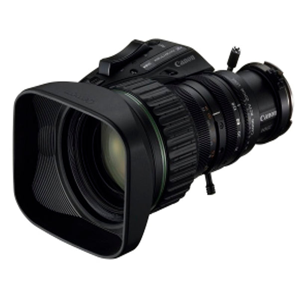 "Canon KH20x6.4-KRS HDgc 20x 1/2"" XDCAM HD High Definition Telephoto Lens, Manual Focus, Servo Zoom and Iris"
