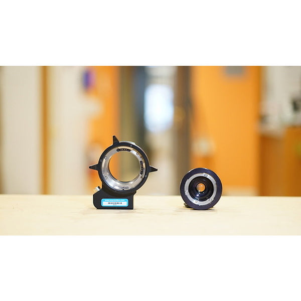 Rent Sony B4 and PL-Mount Lens Adapter Kit