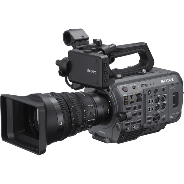 Sony PXW-FX9K XDCAM 6K Full-Frame Camera System with 28-135mm f/4 G OSS Lens  PRE-ORDER