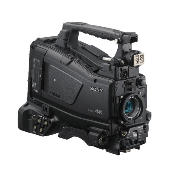Sony PXW-Z750 4K Shoulder-Mount Broadcast Camcorder (Body Only)