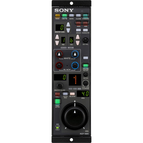 Sony RCP-1001 Simple Remote Control Panel (Dial Knob)