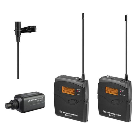 Rent Sennheiser EW 100 ENG G3 Wireless Lav. Mic. System