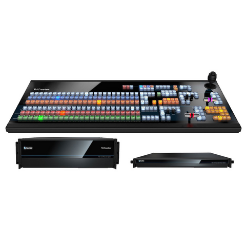 TriCaster TC1 MAX Plus Bundle