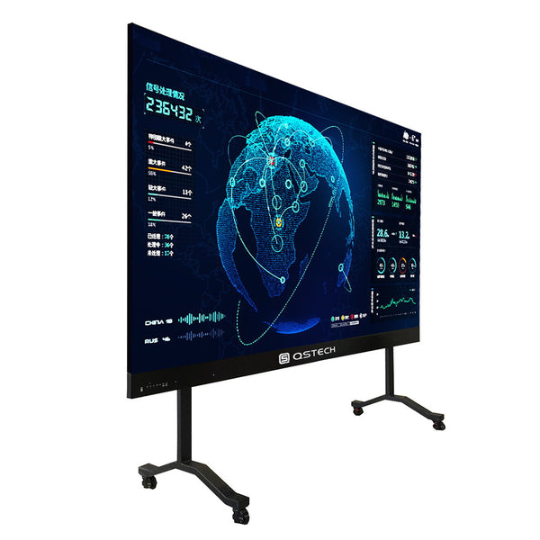 "QS-Tech X-Wall LED Display 110"", 138"", 165"", 220"""