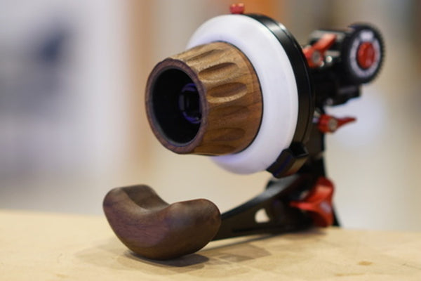Vocas Wood-handle Follow Focus